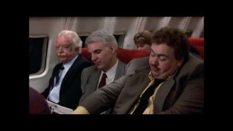 Самолетом, поездом, машиной. - Стив Мартин, Джон Кэнди - Навязчивый и бесцеремонный.