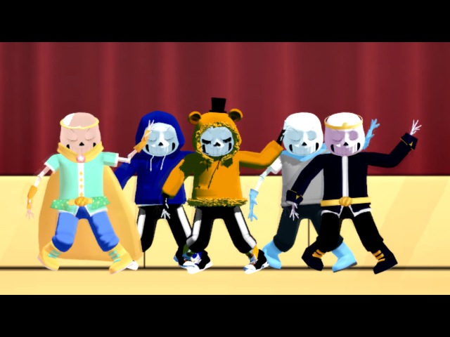[MMD]x[Undertale]Epic compilation 2