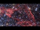Потрясающий остаток сверхновой в большом магеллановом облаке .Stunning Supernova Remnant in the Large Magellanic Cloud - Hubble Zoom-In Video