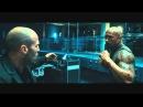 Форсаж 7 - Jason Statham vs Dwayne Johnson