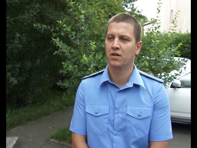 Норд ТВ 17.08.2017 Наркомана задержали