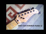 Levent SEZER - Chuck Berry Style Rock And Roll...using a Cort- Hiram Bullock Guitar