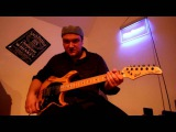 Cort Hiram Bullock HBS2 guitar Test with Marshall DSL 401 combo