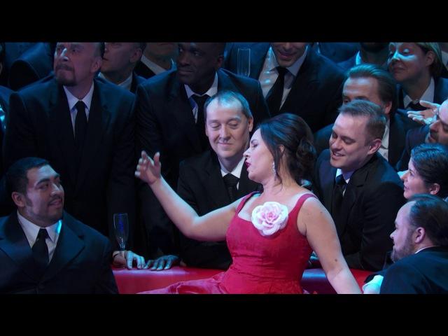 La Traviata Libiamo libiamo ne'lieti calici Травиата Дж Верди