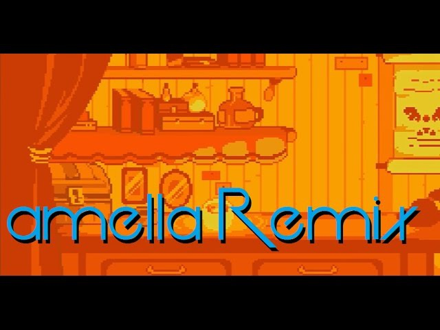 Undertale - Shop Theme (amella Remix)