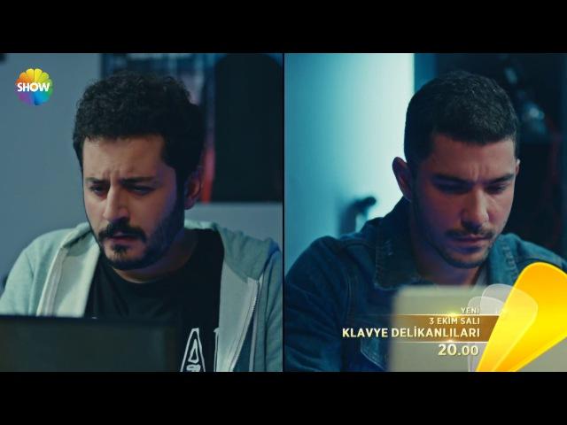 Klavye Delikanlıları 1.Bölüm Fragmanı | 3 Ekim Salı günü Show TVde başlıyor!
