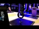 Новые спортивные часы Samsung Gear Sport на IFA 2017
