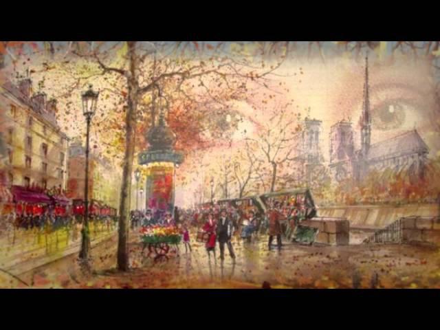 Алла Ковнир и группа МИССИЯ ЛЮБВИ Осень в Париже