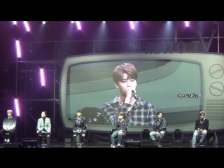 - FANCAM - 02-10-2016 Фан-митинг «B.A.P 3rd BABY DAY [MATO TV ON-AIR]»