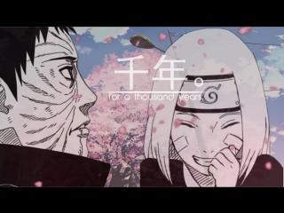 Obito 〤 Rin ~ the day we met cherry blossom MMV {xKamiKaze}
