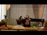 Открытие концертного сезона! Мария Миронова 4 курс