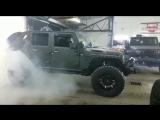 СВАП 5,7 HAMI Jeep Wrangler Garage