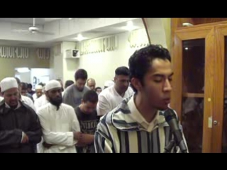 Best Recitation of (Surah Rahman) Taraweeh القارئ المغربي يوسف الدغوش_low