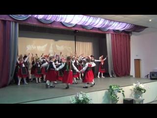 Дружба народов 2016. 2Г класс