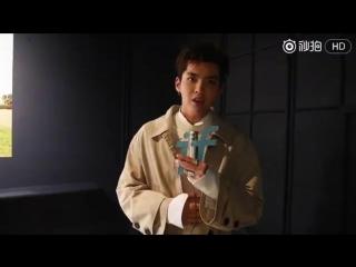 [VIDEO] 170221 Kris Wu Yifan @ IF Fashion Interview