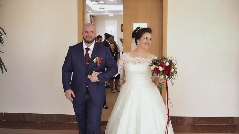 Денис и Юлия Свадебный Клип (24.09.16)