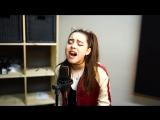 16-ти летняя Victoria AZ круто перепела песню