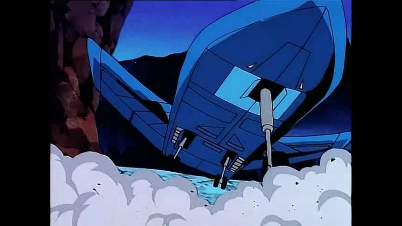 Люди Икс (4 сезон .17 серия) 1992