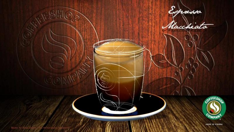 Espresso Macchiato - Coffeeshop Company