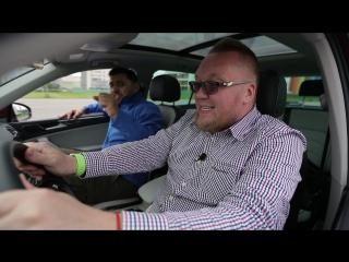 Volkswagen Driving Experience 2017 в Екатеринбурге!