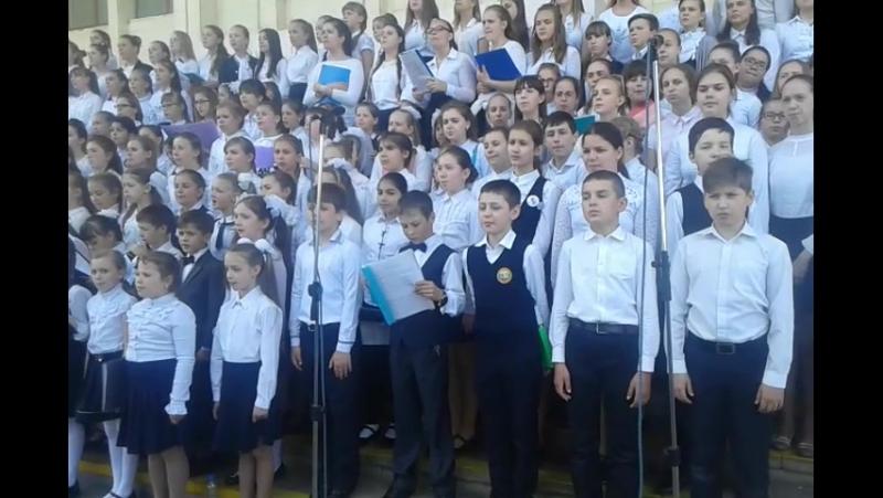 Курск 24 мая Концерт сводного хора на День Славянской письменности