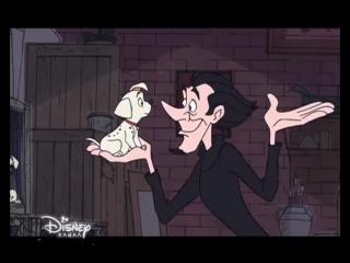 101 Далматинец 2: Приключения Патча в Лондоне / 101 Dalmatians II: Patch's London Adventure на Канале Disney!