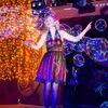 Шоу мыльных пузырей Ксении Климшиной