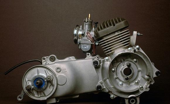 Скутер Хонда дио 27 не развивает обороты #7