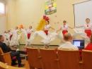 Танец на выпускной. 11-м классам посвящается.