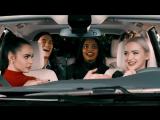 Каст фильма «Наследники» поет в машине песню «Ways to Be Wicked».