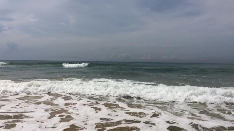 Тихий океан На это можно смотреть вечно