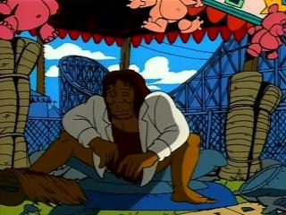 Байки хранителя склепа сезон 1 серия 7.Пещерный человек
