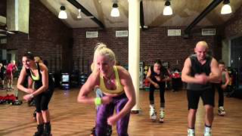 Kango Kick and Punch - Взрывной и эффективный фитнес!