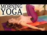 Gentle Morning Yoga for Energy &amp Flexibility