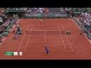 AROUND THE NET - Marcel Granollers - Roland Garros 2017 R1 [HD]