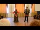 Ольга Салеева, Выйду к Волге на заре .Russian folk song
