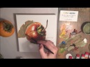 Мини-урок по масляной живописи от Марии Павловой. Teachers Challenge