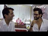 Эксклюзив: Ритик Рошан празднует Ганеша Чатуртхи
