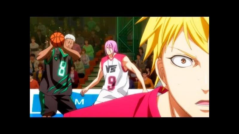 Kuroko No Basket׃ Last Game「AMV」– Can't Get Enough HD