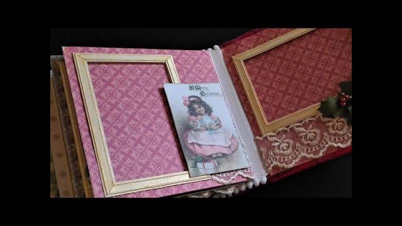 Оригинальные рамочки для альбома. Мк. Скрапбукинг