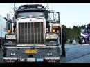 Kenworth  W900L -89 STHLM Truck Meet 2012