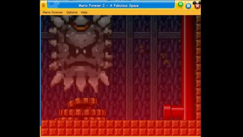 [Failed] Mario Forever 2: A Fabulous Space v1.0.0 Simplified Version 9-39-4 by gurcd