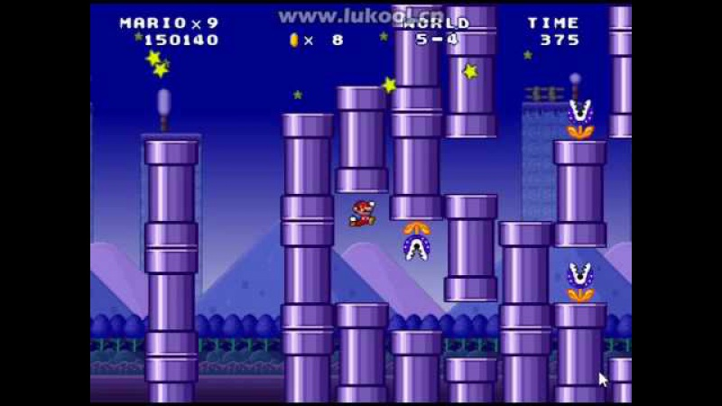 Mario Forever XFX's World v1.0.1 by s小s飞s侠s - World 5