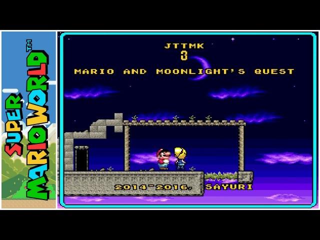Journey to the Mushroom Kingdom 3 (2016) | Super Mario World Hack