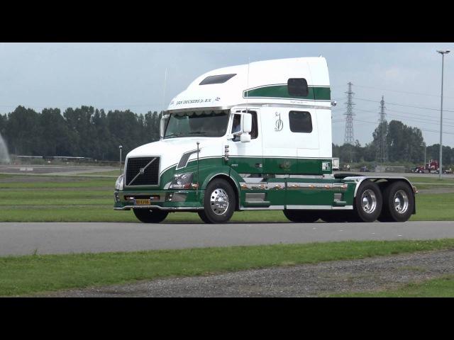 Amerikaanse trucks intocht Truckstar festival 2016