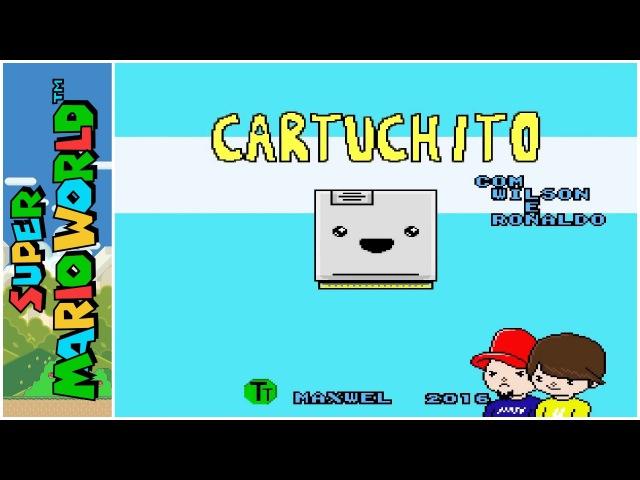 Cartuchito World (2016) | Super Mario World Hack