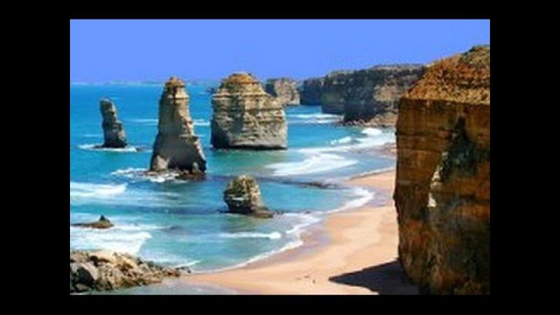 Дикая природа Австралии. Большой Барьерный риф. Документальный фильм.