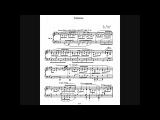 M. Ravel. Pavane for a dead Princess. (Emil Gilels)