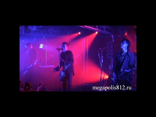 Глеб Самойлоff The Matrixx - Задыхающийся (Санкт-Петербург, Зал Ожидания, 8 октября 2011)
