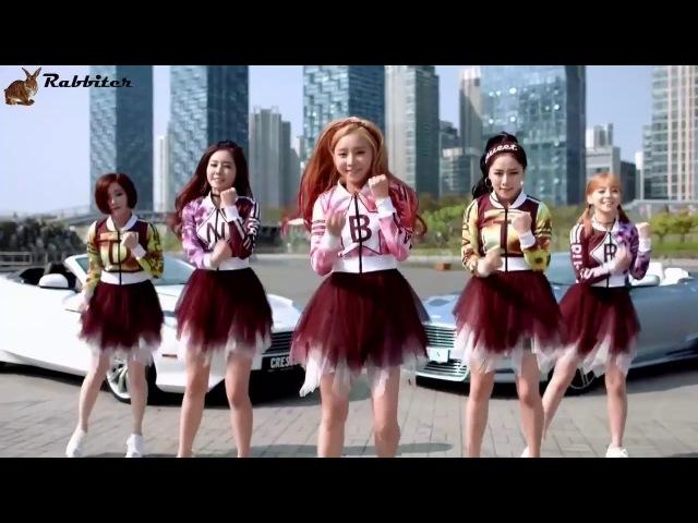 Мужиков надо любить T V O D Tren D свежий и яркий клип кореянок
